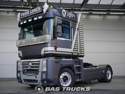 100 Magnum Trucks Renault 520 Tractorhead Euro Norm 5 22600 BAS