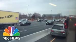 100 Dump Truck For Sale Nj Watch Drivers Grab Money Off NJ Highway As Brink Spills Cash