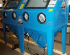 Abrasive Blast Cabinet Vacuum by Blast Cabinet Vacuum Dustless Blasting Equipment Blaster Youtube