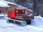 snow cat snowcat