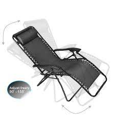 Details About Zero Gravity Chair - Outdoor Lounge Folding Reclining Chair  For Yard (Black) Kawachi Foldable Recliner Chair Amazoncom Lq Folding Chairoutdoor Recling Gardeon Outdoor Portable Black Billyoh And Armchair Blue Zero Gravity Patio Chaise Lounge Chairs Pool Beach Modern Fniture Lweight 2 Pcs Rattan Wicker Armrest With Lovinland Camping Recliners Deck Natural Environmental Umbrella Cup Holder Free Life 2in1 Sleeping Loung Ikea Applaro Brown Stained