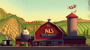 Al's Toy Barn | Toy Story Wiki | FANDOM Powered By Wikia Als Toy Barn Tote Bags By Expandable Studios Redbubble Albigjpg Scotty On Twitter Ken Bone Immediately Contacted After Debate Disneypixar Story 20th Anniversary Buddies 7 Disney Pixar Sunnyside Daycare And Sheriff Buzz Lightyear Wiki Fandom Powered Wikia A Little Lamp The Points 30 Closer Look At 2 Toystory3als Wowimageholder Deviantart Birthday Craft Newbie Fraser Clarkson Big Al From Toy Barn In Image Wallparjpeg Villains Hidden Secrets In The Scene With Rex Car