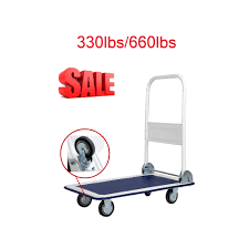 660lbs/330lbs Platform Cart Folding Dolly Foldable Luggage Push Hand ... Heavy Duty Dolly Hand Truck For Inflatable Transport Dollies And Trucks Moving Supplies The Home Depot Harper 700 Lb Capacity Super Steel Convertible Clipart Milwaukee Tree 33999 Do It Best 55 Gallon Drum For Sale Asphalt Sealcoating Direct Goplus 660lbs Platform Cart Folding Push Foldable Costway 2 In 1 Stair Climber 2018 Warehouse R Us Wesco Spartan 3 Position Item 270391 600lb Industrial Moving Appliance