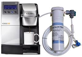 Keurig K3000SE Commercial Brewing System With Direct Water Line Hookup And Filter Kit