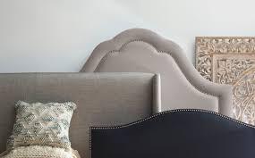 Wayfair Metal Headboards King by Skyline Furniture Wingback Upholstered Headboard U0026 Reviews Wayfair