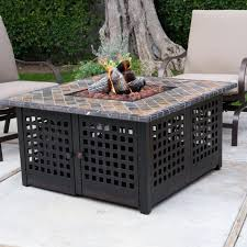 pits amazing tiled pit for house ideas ceramic tile