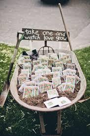 Rustic Farm Wedding Favor Ideas