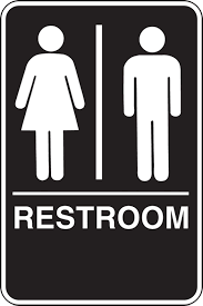 Printable Handicap Bathroom Signs by 6