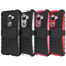 Defender Armor Rugged Heavy Duty Cell Phone Protection Hybrid Kickstand Case For Letv Le 2s 2s Pro 2s Max Cover Skin Shockproof Rhinestone Cell Phone Cases