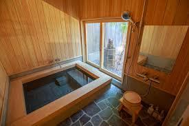 藏や 清水五条 町家旅館 japanisch badezimmer kyoto