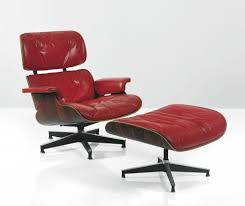 Red Lounge Chair, Charles And Ray Eames, 1956, Model No. 670 ... Eames That Lounge Chair The Interior Editor Chair Ottoman Limited Edition Twill Fabric Brand Archieven Furn 14 Style Ottoman Style Lounge Vitra Marks 60th Anniversary Of With Great Concept Leather Showerchair Conran Shop Launches Limedition Sofa Chaise Convertible Bed Uk Blog Page 3 Couch Potato Company Comfortzone