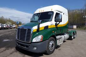 2012 Freightliner Cascadia 113 Tandem Axle Sleeper Cab Tractor For ...