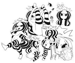 Coffee Line Art White Black And Mammal Cartoon Vertebrate Head Horse Like Fictional