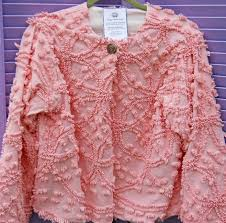 Chenille Bed Jacket by 449 Best Bed Jackets Images On Pinterest Conditioning 1930s And