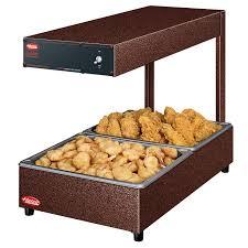 hatco grffl glo portable food warmer fry station warmer