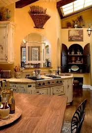Tuscan Kitchen Decor For The Vintage Of An Old House With Sentimental Nostalgic Nuances That Remain Characterless Ideas