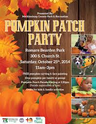 Pumpkin Patches In Charlotte Nc by Pumpkin Patch Festival At Romare Bearden Park Cara Zara