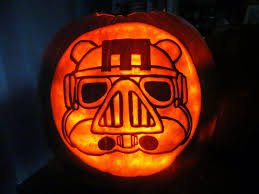 Yoda Pumpkin Pattern Free by Not By The Hair On My Chinny Chin Chin
