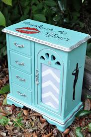Tiffany Blue Room Ideas Pinterest by 31 Best Hand Painted Jewelry Boxes Images On Pinterest Painted