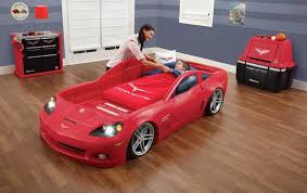 exclusive white f1 aero spider kids car bed liam s room