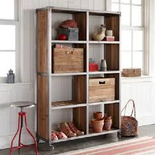 Deceptively Simple Style Adds A Rustic Industrial Punch To Your Storage Purchase From Sundance For 1800