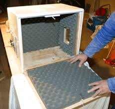 comment insonoriser une porte decor cuisine en siporex 02131410 dscn faire sa cuisine en