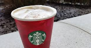 When Are Pumpkin Spice Lattes At Starbucks by Eggnog Latte Starbucks Christmas Drinks Countdown To Red Cups 2018