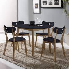 table ronde de cuisine table et chaises cuisine table ronde 4 chaises smogue bois