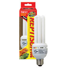 Self Ballasted Lamp Bulb by 10 0 Uvb Compact Fluorescent Lamp 26w