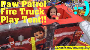 Play Tent Playtime Fun! Nickelodeon PAW PATROL Marshall Fire Truck ... A Play Tent Playtime Fun Fire Truck Firefighter Amazoncom Whoo Toys Large Red Engine Popup Disney Cars Mack Kidactive Redyellow Friction Power Fighter Rescue Toy 56 In Delta Kite Premier Kites Designs Popup Kids Pretend Playhouse Bestchoiceproducts Rakuten Best Choice Products Surprises Chase Police Car Paw Patrol Review Marshall Pacific Tents House Free Shipping Mateo Christmas Fire Truck For Kids Power Wheels Ride On Youtube