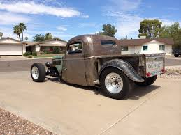 3 - 1939 CHEVY RAT ROD PICKUP (Arizona) $13,500 - Rat Rod Universe
