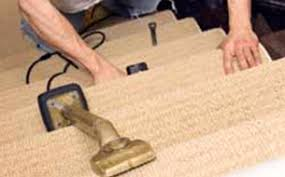 Stair Carpet Grippers by Carpeting Stairs Fitting Stair Carpets Laying Carpets On