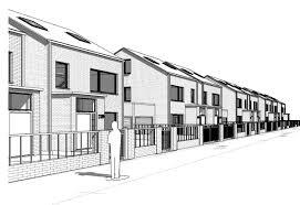 100 Contemporary Housing Development Dundonald Architect Belfast