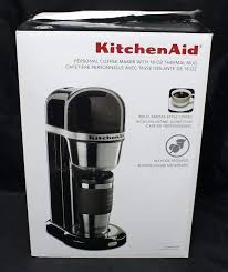 Kitchenaid 4 Cup Personal Coffee Maker Picture 1 Of 9 Kcm0402cu