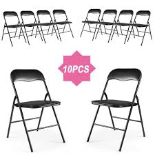 Amazoncom LAZYMOON 10Pack Plastic Folding Chairs Wedding 250x Brand New Limewash Chiavari Chairs With Ivory Seat Pads Bedfordshire 5pack Plastic Folding Wedding Banquet Premium Party Event Chair White Walnut Town Country Rentals Pine Wooden Oakland Living Wood In Natural Tables Time Standard Valuebox Set Of 5 Commercial Hercules Series Portable Stackable Feather Xt 800 Lb Capacity Red