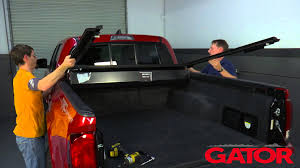 how to install gatortrax tonneau coverat autocustoms com youtube
