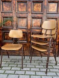 gastro nahrungsmittelgewerbe 60er vintage esszimmer stuhl
