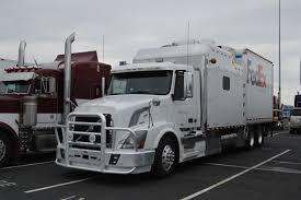 100 Expediter Trucks Friday March 27 Papa Johns Parking Part 4