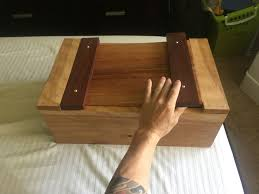 Handmade DIY Japanese Style Wooden Box By Sam Alcantara And Casey Jackson