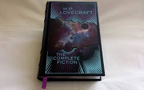 HP Lovecraft The Complete Fiction Got It For 2158 At BN Tax Included I Suppose Your Mileage May Vary Depending On Area But Me