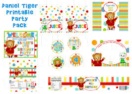 Daniel Tiger Pumpkin by 17 Best Images About Daniel Tiger Birthday Party On Pinterest