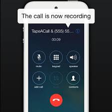 Use Your iPhone To Record going Calls