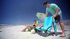 sport brella beach chair introduction youtube