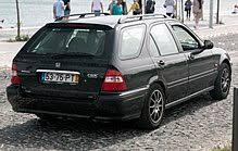 Honda Civic sixth generation