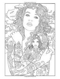 Body Art Tattoo Designs Coloring Book Dover Paperback Adult PagesColoring BooksFree