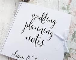 Personalised Wedding Planner Planning Book Binder Bridal Organiser Keep