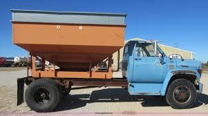 100 Feed Truck 1976 Chevrolet C60 Feed Truck Item I1931 SOLD November
