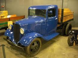 1935 Chevrolet Dump Truck....Perfect For