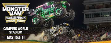 100 Monster Truck Orlando Jam World Finals XX May 10 2019 To May 11 2019