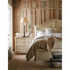 Vintage White Bedroom Furniture On Intended For European Cottage Portfolio Panel Set In 19
